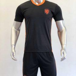 Áo đấu Đội Tuyển Hà Lan màu Đen mùa giải 20-21