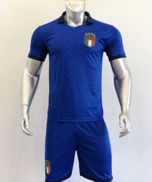 Áo đấu Đội tuyển Italia màu Xanh mùa giải 20-21