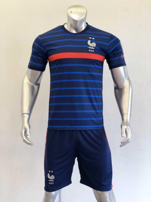 Áo đấu Đội Tuyển Pháp màu Xanh mùa giải 20-21
