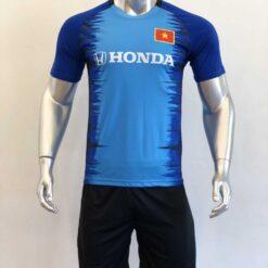 Áo đấu Đội Tuyển Việt Nam Training màu Xanh Lá mùa giải 20-21