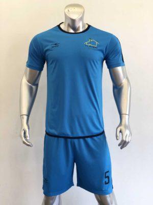 Đồng phục quần áo bóng đá Công ty TT HOUSE