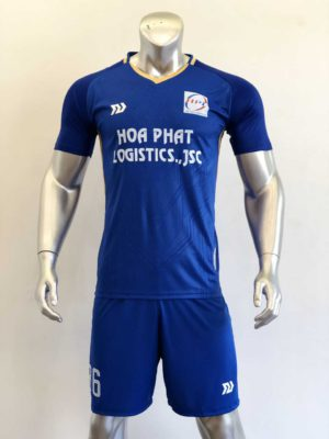 Đồng phục quần áo bóng đá HOA PHAT LOGISTICS