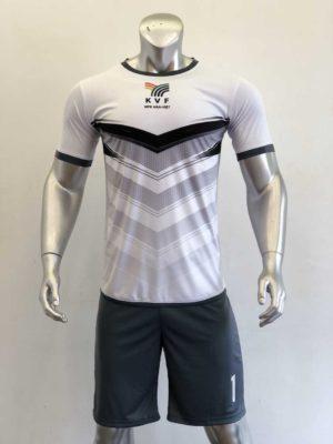 Đồng phục quần áo bóng đá KVF NPK HÀN-VIỆT