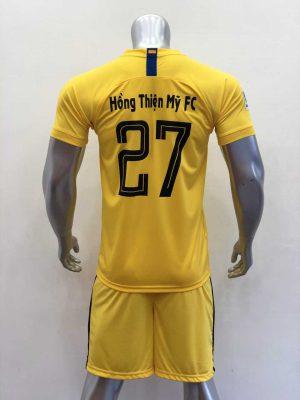Đồng phục quần áo bóng đá HỒNG THIỆN MỸ FC