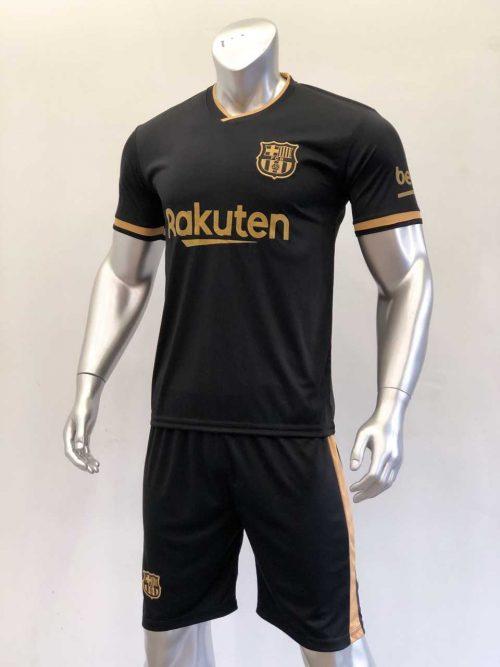 Quần áo bóng đá BARCELONA màu Đen mùa giải 20-21