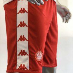 Quần áo bóng đá CLB HỒ CHÍ MINH màu Trắng Đỏ mùa giải 20-21