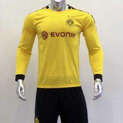 Quần áo bóng đá DORTMUND màu Tím mùa giải 19-20