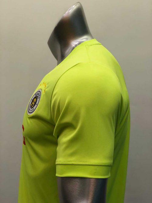 Quần áo bóng đá HÀ NỘI màu Xanh Chuối mùa giải 20-21