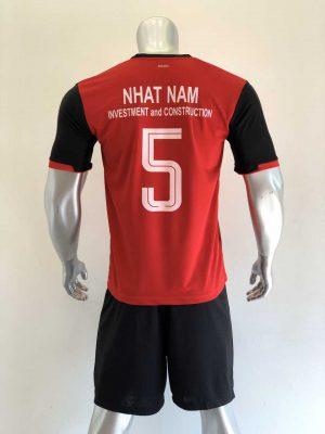 Đồng phục quần áo bóng đá NNG BUILDING & DEVELOPMENT