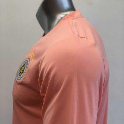 Quần áo bóng đá Tay dài HÀ NỘI màu Xanh Chuối mùa giải 20-21