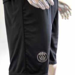 Quần áo bóng đá Tay dài PSG màu Đen mùa giải 20-21