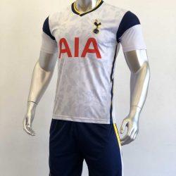 Quần áo bóng đá TOTTENHAM màu Trắng mùa giải 20-21