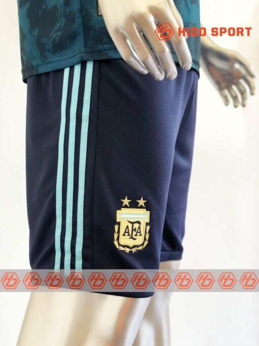 Áo đấu Đội tuyển Argentina hàng Thái cao cấp màu Xanh Đậm
