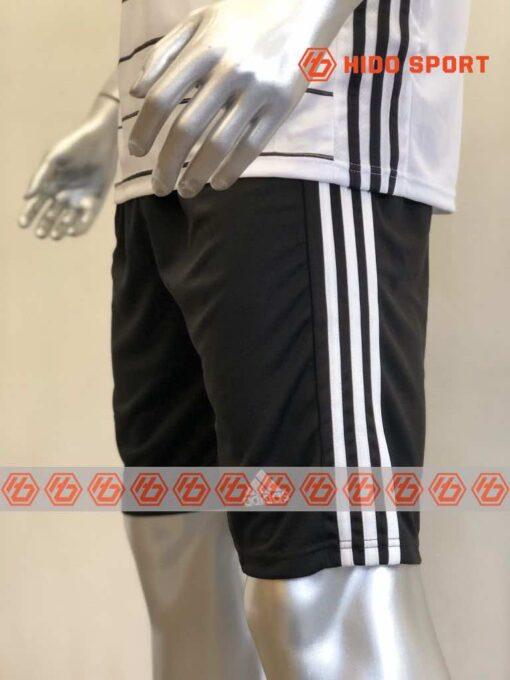 Áo đấu Đội Tuyển Đức hàng Thái cao cấp màu Trắng 2020