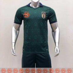 Áo đấu Đội tuyển Italia hàng Thái cao cấp màu Trắng mùa giải 2020