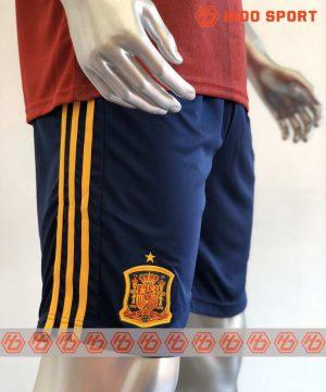 Áo đấu Đội Tuyển Tây Ban Nha hàng Thái cao cấp màu Đỏ 2020