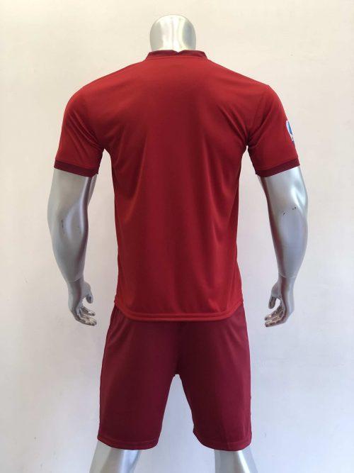 Quần áo bóng đá AS ROMA màu Đỏ Đô đồ mùa giải 20-21