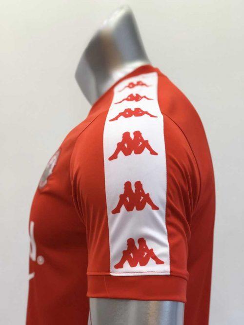 Quần áo bóng đá CLB HỒ CHÍ MINH màu Đỏ mùa giải 20-21