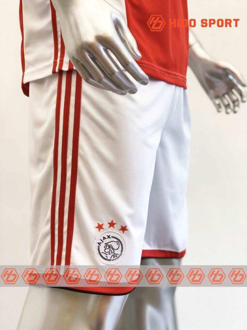 Quần áo bóng đá hàng Thái cao cấp AJAX màu Đỏ 2020