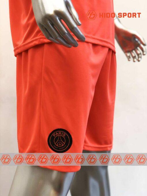 Quần áo bóng đá hàng Thái cao cấp PSG màu Cam 2020