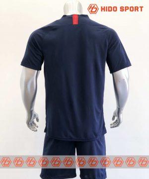Quần áo bóng đá hàng Thái cao cấp PSG màu Xanh Đen 2020