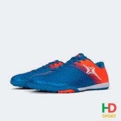 Giày đá banh Đế đinh TF IWIN IMPRO 301 Sân cỏ nhân tạo màu Xanh Cam mới
