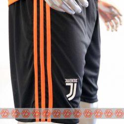 Quần áo bóng đá Juventus màu Cam mùa giải 20-21