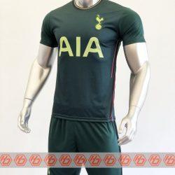 Quần áo bóng đá TOTTENHAM màu Xanh mùa giải 20-21