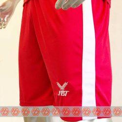 Quần áo bóng đá VIETTEL màu Đỏ mùa giải 20-21