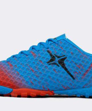 Giày đá banh Đế đinh TF IWIN IMPRO 303 Sân cỏ nhân tạo màu Đen mới