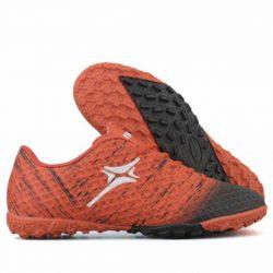 Giày đá banh Đế đinh TF IWIN IMPRO 303 Sân cỏ nhân tạo màu Đỏ mới
