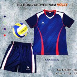 Bộ quần áo thể thao bóng chuyền nữ Volly màu Xanh bích mới 2020