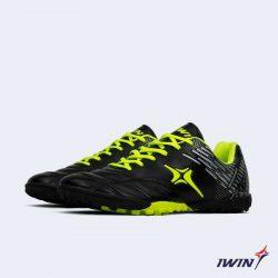 Giày đá banh Đế đinh TF IWIN IMPRO M02 Sân cỏ nhân tạo màu Bạc mới