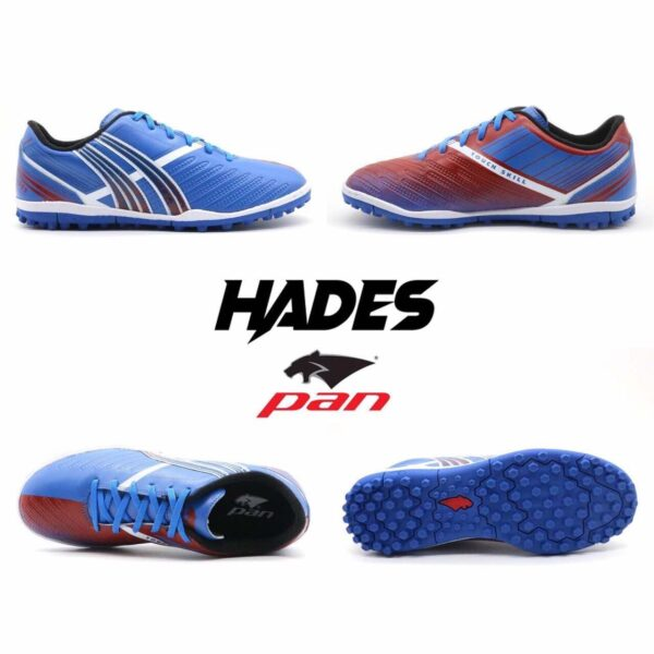 Giày đá banh Đế đinh TF Pan Hades Sân cỏ nhân tạo màu Trắng mới