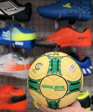 Qủa bóng đá futsal 2030 màu xanh lá mẫu mới 2020