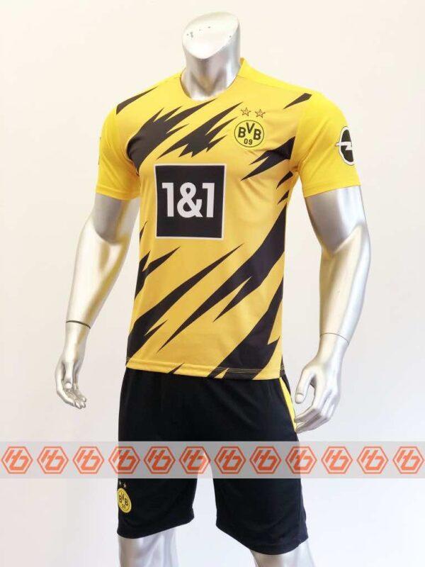 Quần áo bóng đá DORTMUND màu Vàng mùa giải 20-21