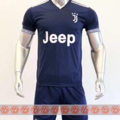 Quần áo bóng đá Juventus màu Xanh Đen mùa giải 20-21