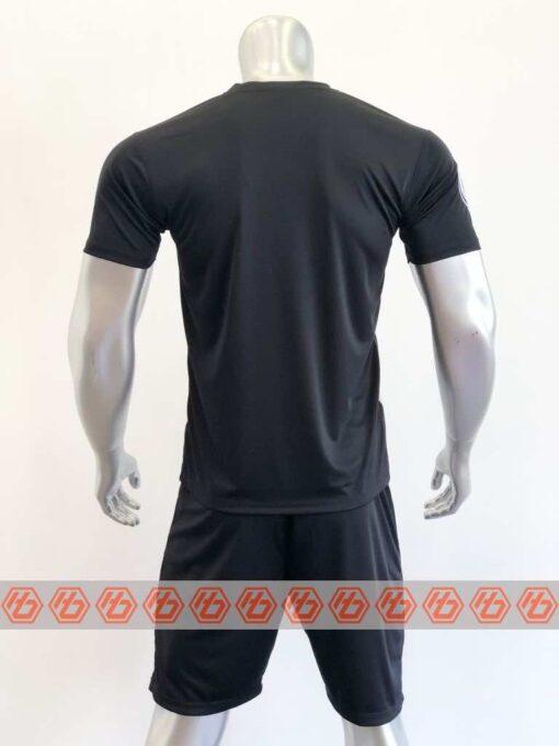 Quần áo bóng đá NEW CASTLE màu Trắng Đen mùa giải 20-21