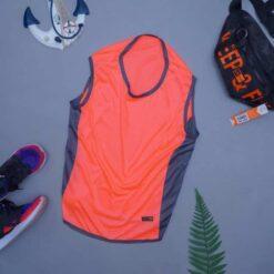 Áo BIB thể thao cao cấp KEEP&Fly màu Xanh Neon mới 2020