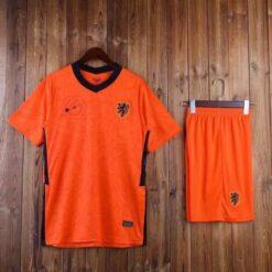 Áo đấu Đội Tuyển Hà Lan hàng Thái cao cấp màu Cam 2020