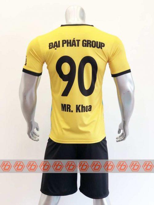 Đồng phục quần áo bóng đá Đại Phát Group