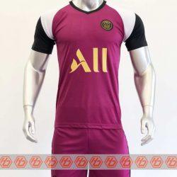 Quần áo bóng đá PSG màu Tím mùa giải 20-21