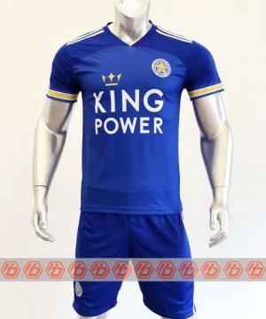 Quần áo bóng đá Leicester màu Xanh mùa giải 20-21