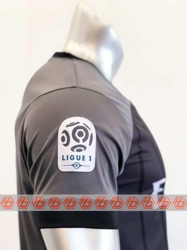 Quần áo bóng đá Lyon màu Xám mùa giải 20-21