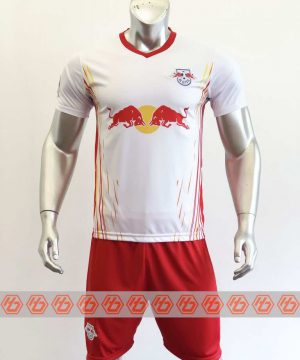 Quần áo bóng đá Red Bulls màu Trắng mùa giải 20-21