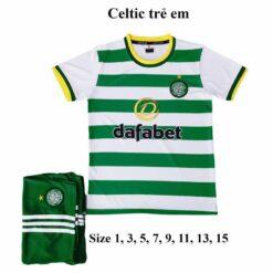 Quần áo bóng đá Trẻ Em Man City màu Xanh Đen 20-21