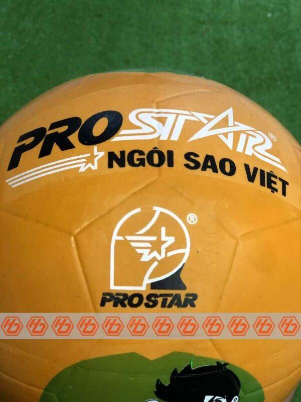 QUẢ BÓNG ĐÁ CAO SU TRẺ EM CAO CẤP PRO STAR SỐ 3
