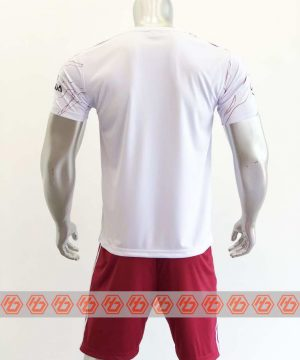 Quần áo bóng đá Arsenal màu Trắng mùa giải 20-21