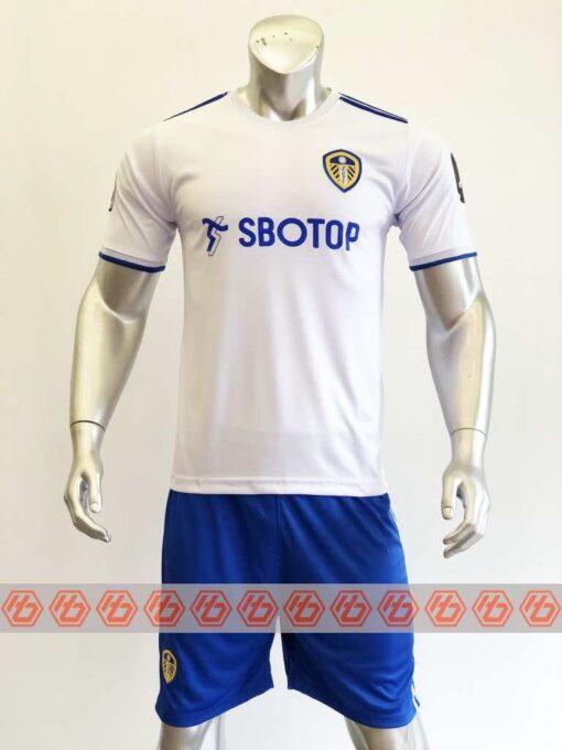 Quần áo bóng đá Leed-United màu Trắng mùa giải 20-21