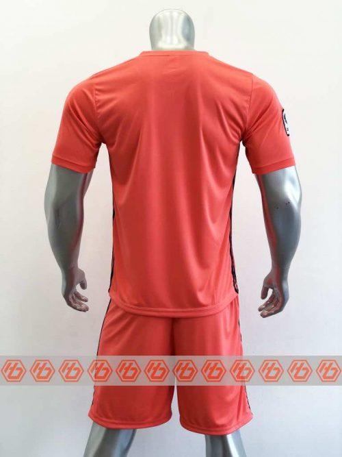 Quần áo bóng đá Real Madrid màu Cam mùa giải 20-21